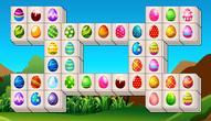 Gra: Easter Mahjong Deluxe