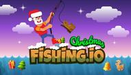 Gra: ChristmasFishing.io