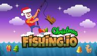 Jeu: ChristmasFishing.io