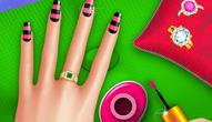 Gra: Fashion Nail Art
