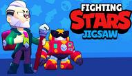 Gra: Fighting Stars Jigsaw