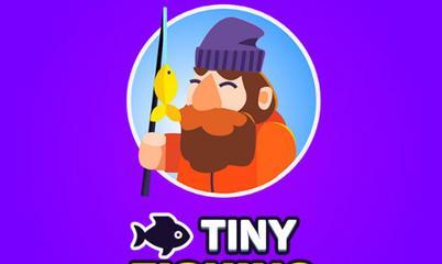 Gra: Tiny Fishing