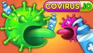 Gra: Covirus.io