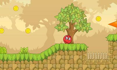 Juego: Red Ball 5