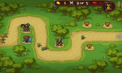 Gra: Tower Defence 2D