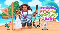 Gra: Princess Ready for Adventures Date