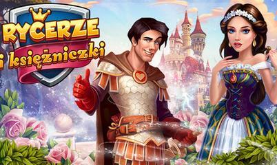 Gra: Rycerze i Księżniczki