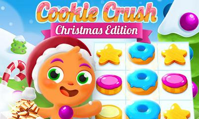 Jeu: Cookie Crush Christmas Edition
