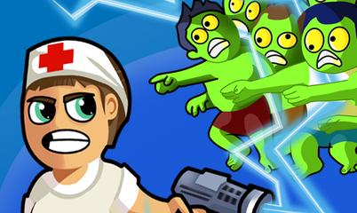 Gra: Zombie Royale.io