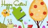 Gra: Happy Easter Puzzle