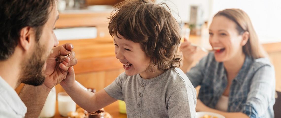 Blog Ojciec: Pięć słów, które wszystkie dzieci chcą usłyszeć