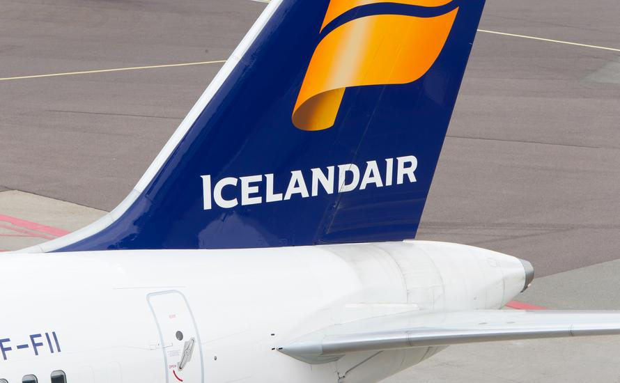 Icelandair przygotował niespodziankę dla swoich pasażerów