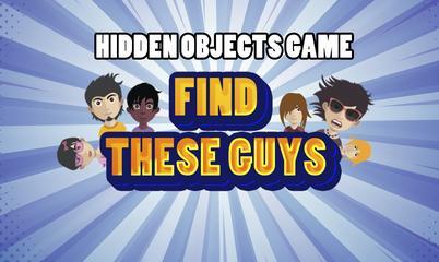 Gra: Find these guys