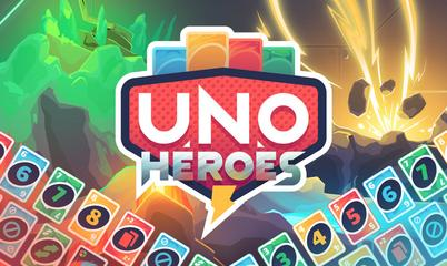 Spiel: UNO Heroes