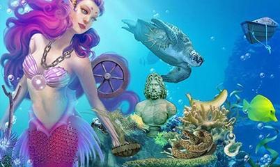 Gra: Mermaid Wonders Hidden Object