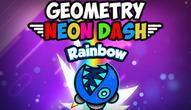 Jeu: Geometry Neon Dash Rainbow