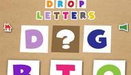 Spiel: Drop Letters
