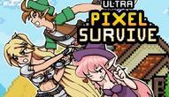 Gra: Ultra Pixel Survive