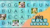 Gra: Word Search Pictures