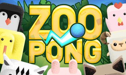 Gra: Zoo Pong