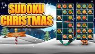 Gra: Sudoku Christmas