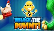 Spiel: Whack the Dummy
