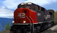 Gra: Train Driver Simulator 3D
