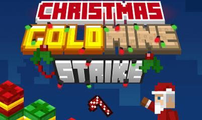 Gra: Gold Mine Strike Christmas