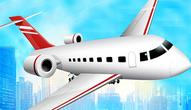 Jeu: Airplane Flying Simulator