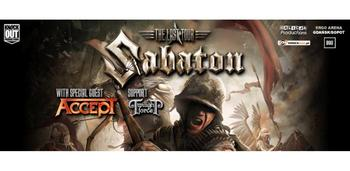 Sabaton + Accept, Twilight Force