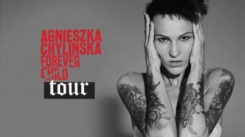 Agnieszka Chylińska / Forever Child Tour 2017