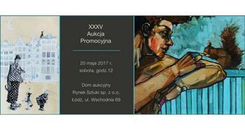 XXXV Aukcja Promocyjna w Rynku Sztuki