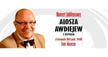Alosza Awdiejew / Koncert Jubileuszowy
