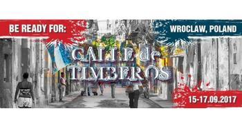 Calle de Timberos - grupa Familia Cubana Lublin