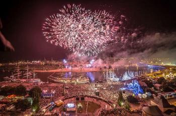 X Międzynarodowy Festiwal Sztucznych Ogni Pyromagic 2017