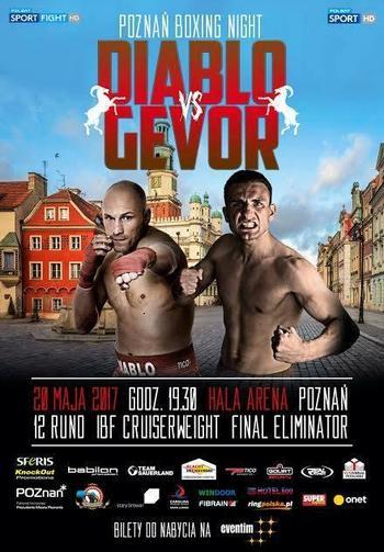 Poznań Boxing Night
