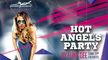 Hot Angels Party - Funk Dee