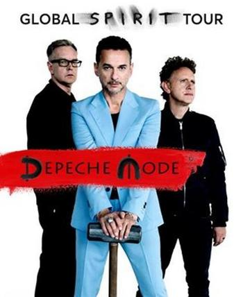 Depeche Mode: Global Spirit Tour
