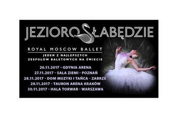 Jezioro Łabędzie - Royal Moscow Balet