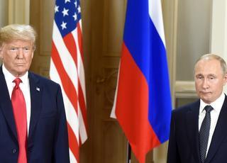 Putin Strzela, Trump kule nosi