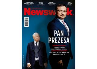 W najnowszym Newsweeku 8/2020