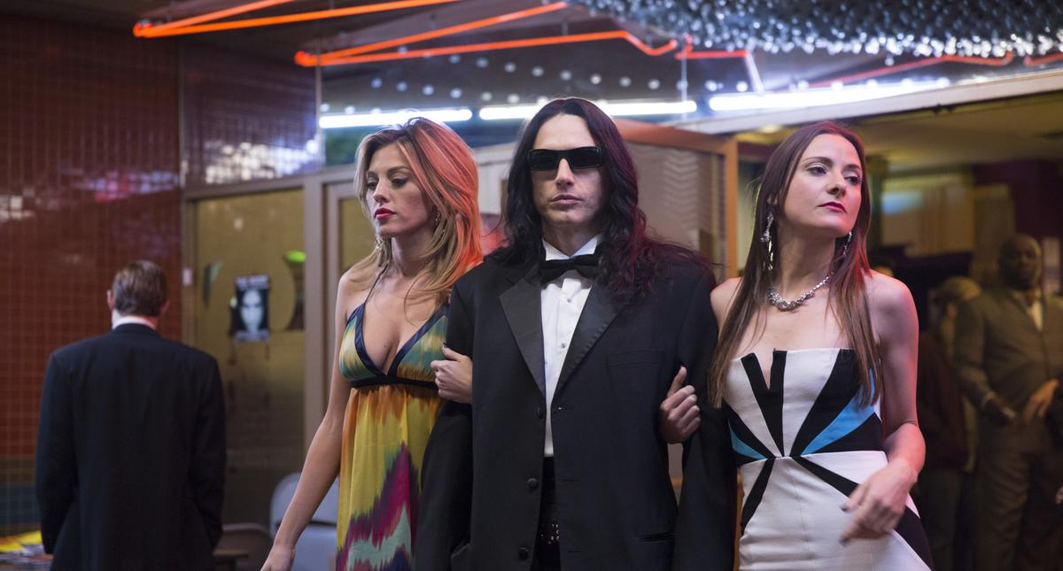 James Franco jako Tommy Wiseau