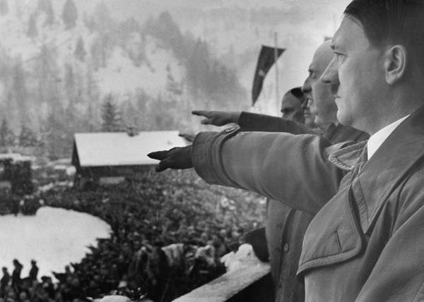 Garmisch-Partenkirchen: Olympische Winterspiele 1936