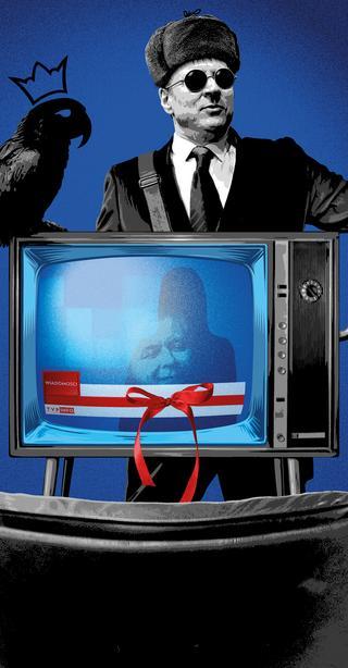 Telewizja w służbie PiS