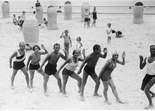 Sporty retro: Idea zażywania ruchu