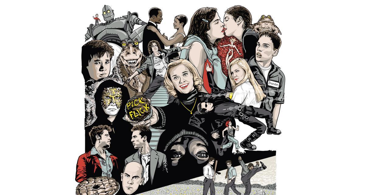 Najlepszy rok w historii filmu