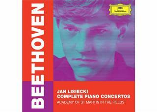 Lisiecki gra Beethovena