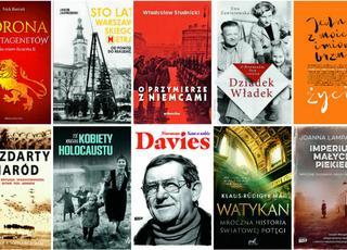Książki historyczne na zimę