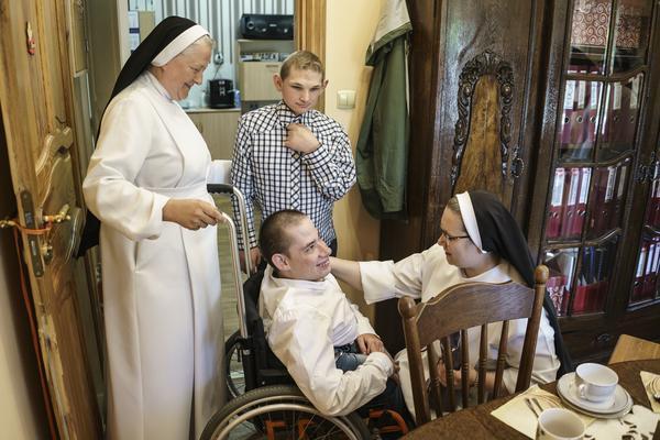 Dom dla niepełnosprawnych