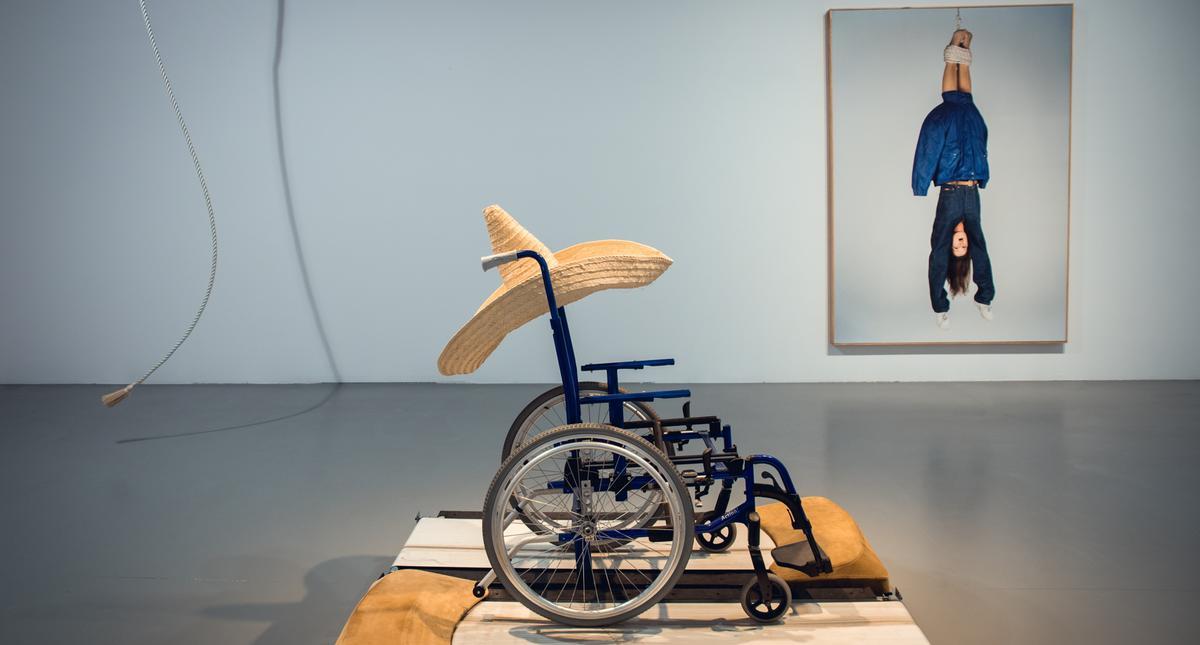 wystawa Tori Wranes
